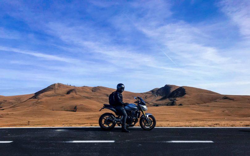 moto à crédit