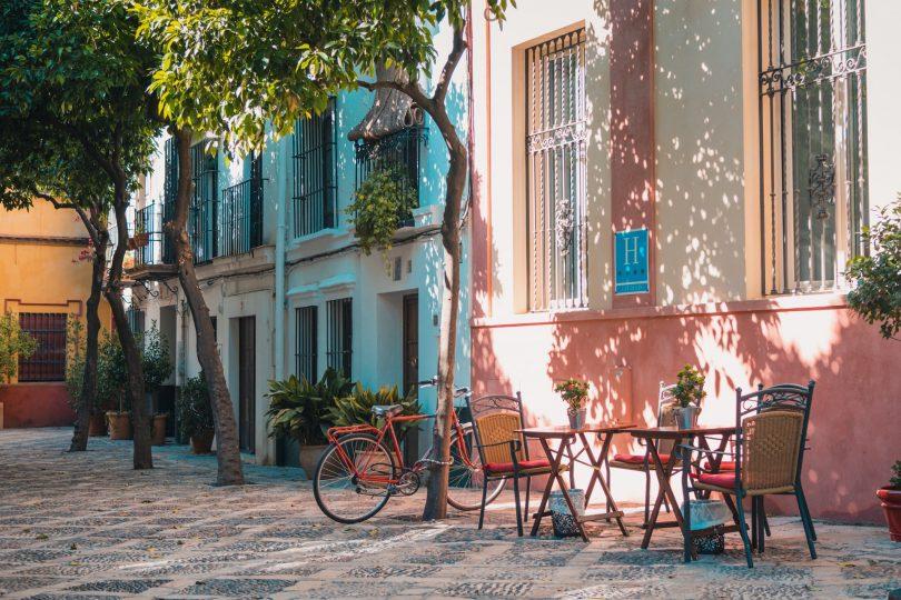 où dormir à Séville