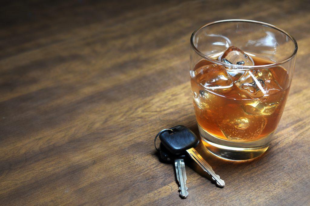 Taux d'alcool au volant