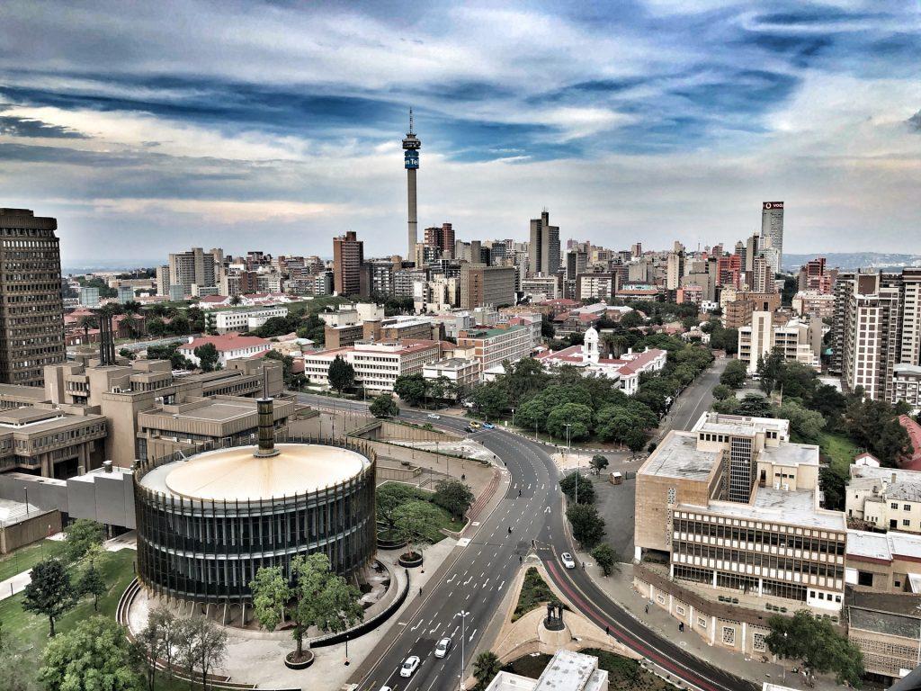 visiter Johannesburg