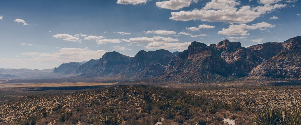 visiter le Nevada