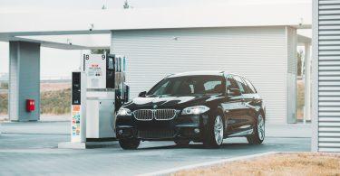 Voiture à essence