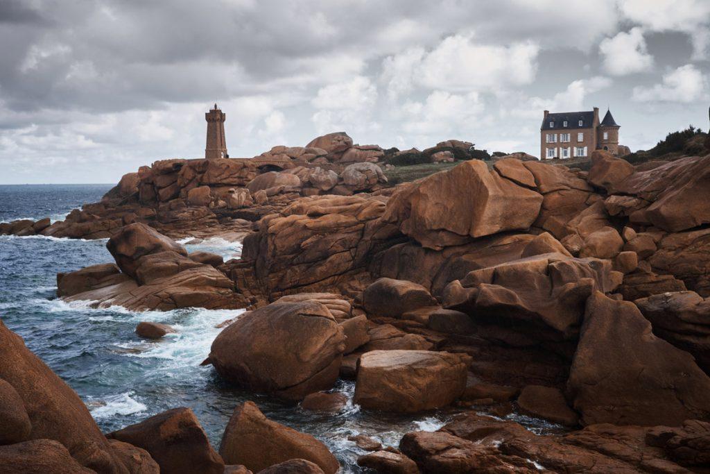 Visiter la Bretagne - Perros Guirrec