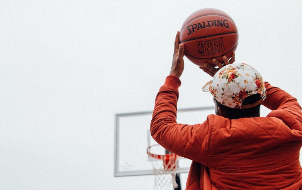 basket en live
