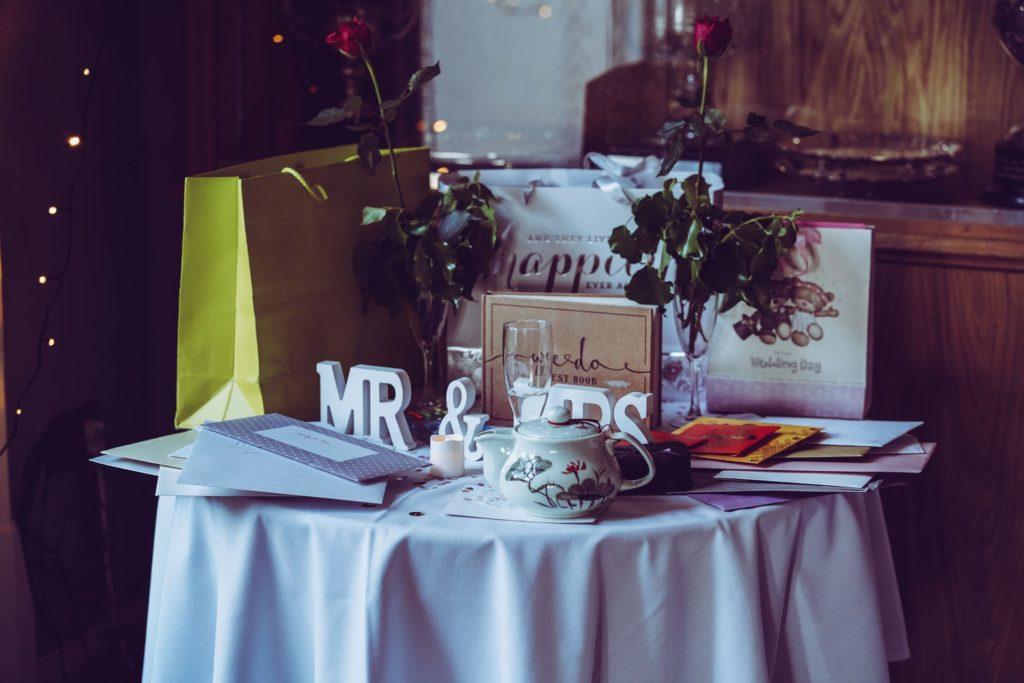 liste de cadeau de mariage